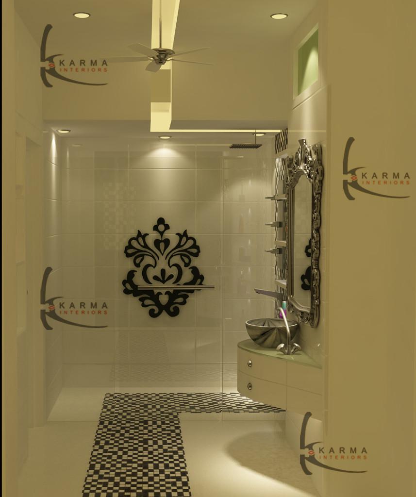 Best Bathroom Interior Designers  Decorators in Delhi