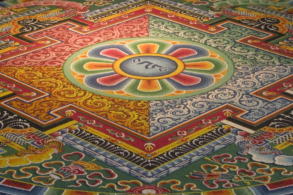 Tibetan Sand Mandalas: Healing Through Sacred Art (Photo Gallery ...
