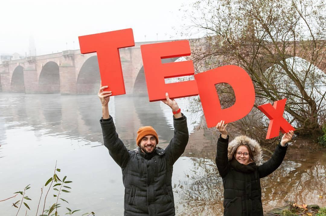 Perspektiven auf soziales Engagement, heute: Jannis Kuhlencord von TEDxHeidelberg