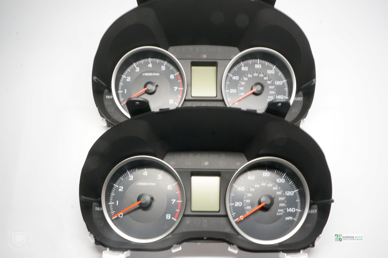 SUBARU Instrument Cluster Speedometer Dash Clone Service