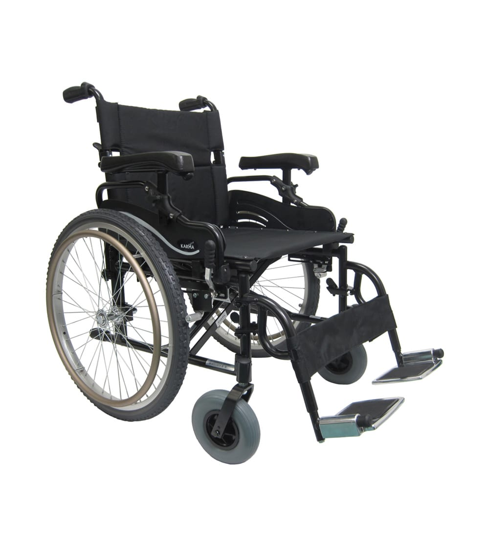bariatric transport chair 500 lbs hanging lounge jysk oversized wheelchair for heavy people duty km8520 main