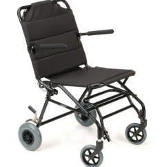Ultra Lightweight Folding Chair Fishing Bed Reviews Travel Wheelchair - Km-tv10b Transport Karman Healthcare