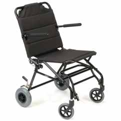 Transport Wheel Chair Folding Reclining Adirondack Plans Travel Wheelchair Km Tv10b Karman Healthcare