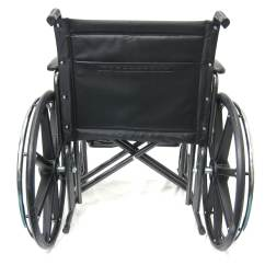Bariatric Transport Chair 24 Seat Best Rated Recliner Lift Chairs Kn 922w Basic Wheelchair Karman Healthcare