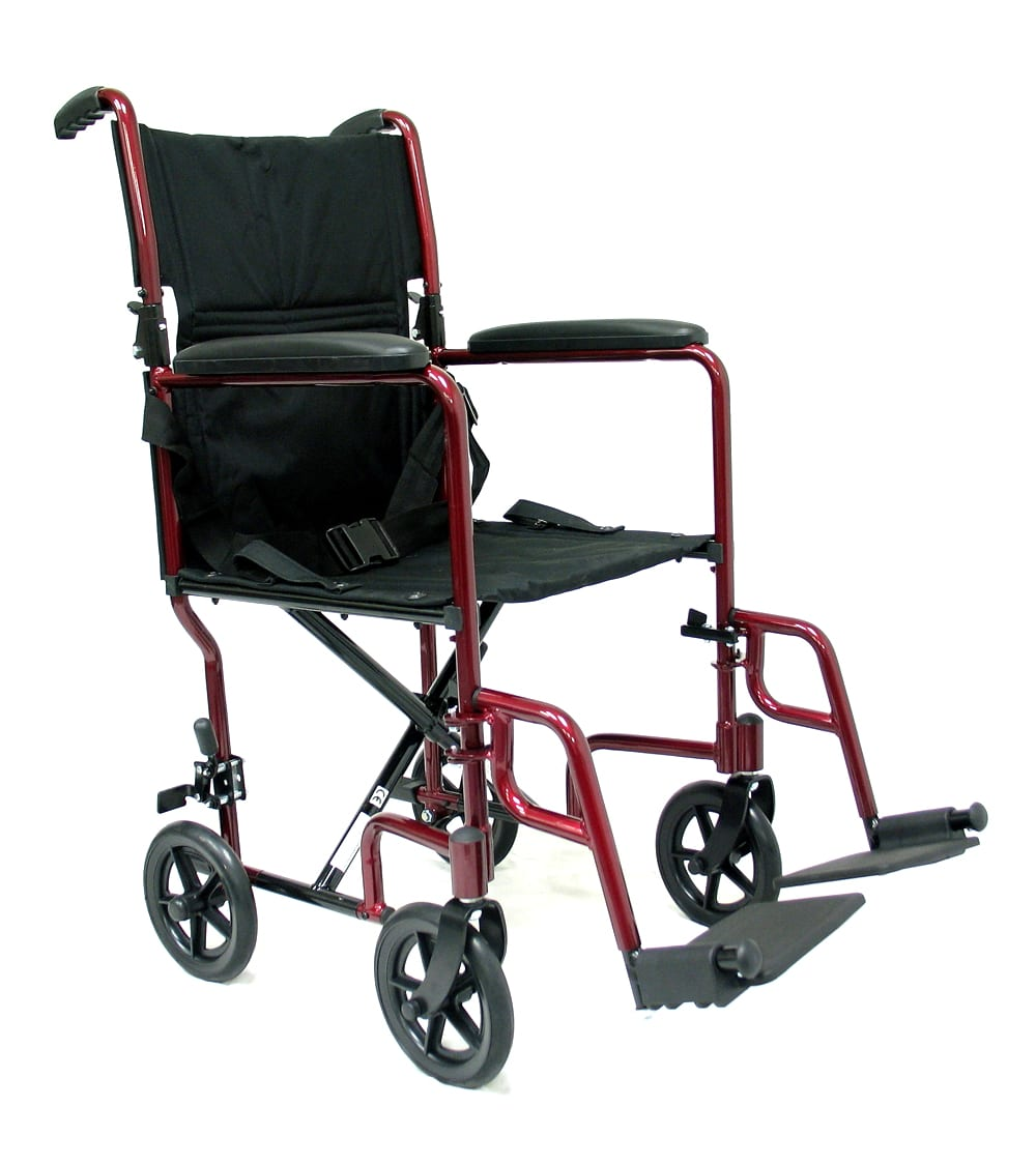 shower chair with back and armrests wedding white covers lt-2000 aluminum transport - karman healthcare