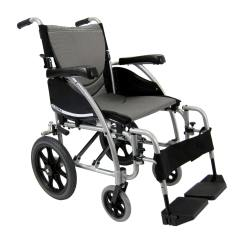Transport Wheel Chair Director Covers Nz Karman S 115 Tp Light Wheelchair Companion