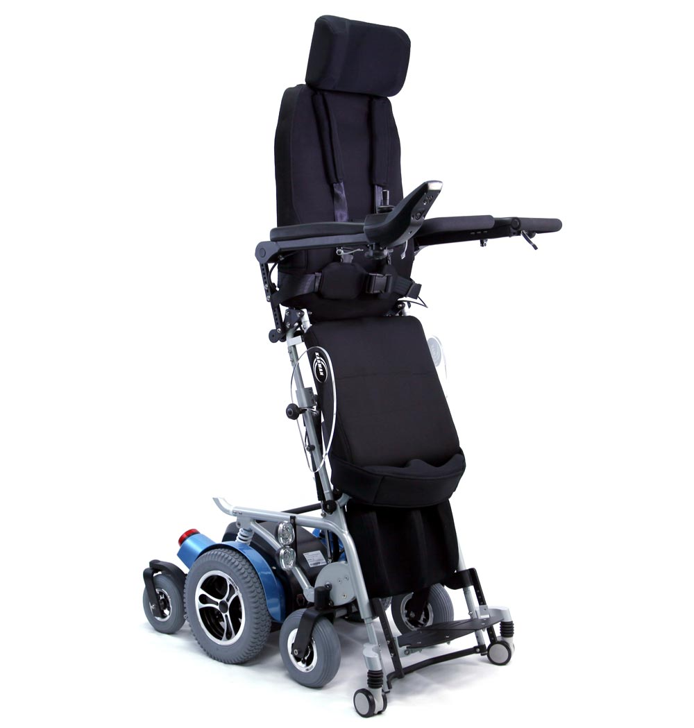 XO505 Standing Wheelchair w Multiple Power Functions