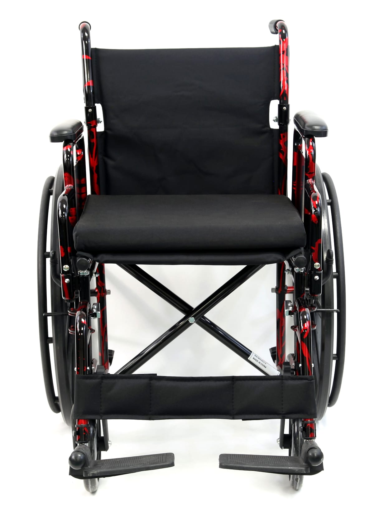 ergonomic chair replacement parts plastic patio chairs lowes lt-770q - 37 lbs red streak quick release wheels lightweight karman