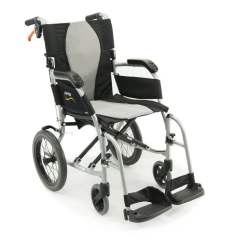 Transport Wheel Chair Crate And Barrel Curran Dining Ergo Flight Tp 19 8 Lbs Wheelchair W Hill Brakes K0004