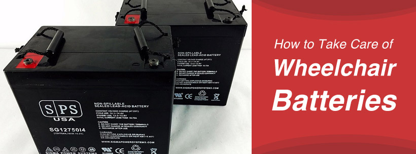 wheel chair batteries peg perego high rocker how to take care of wheelchair battery sizes
