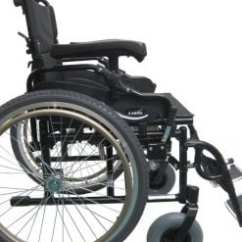 Bariatric Transport Chair 500 Lbs Sideline Chairs For Soccer Oversized Wheelchair Heavy People Duty Km 8520 22w 35