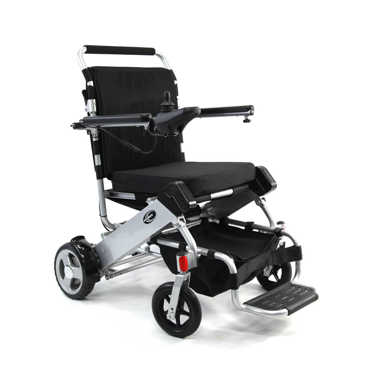 wheelchair size swing chair olx lahore karman tranzit go foldable power luggage carrier