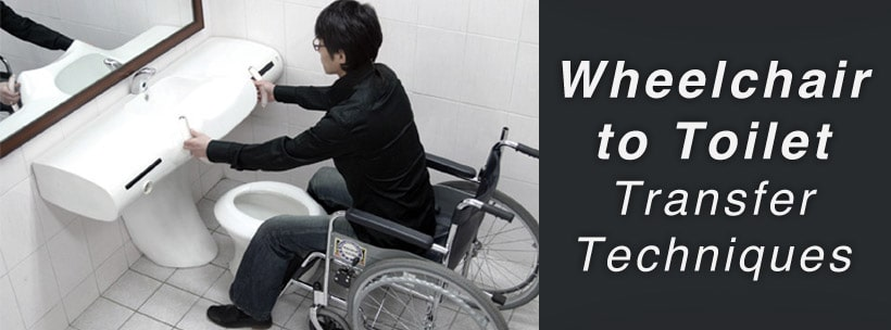 Wheelchair Transfer Techniques  Wheelchair Transfer