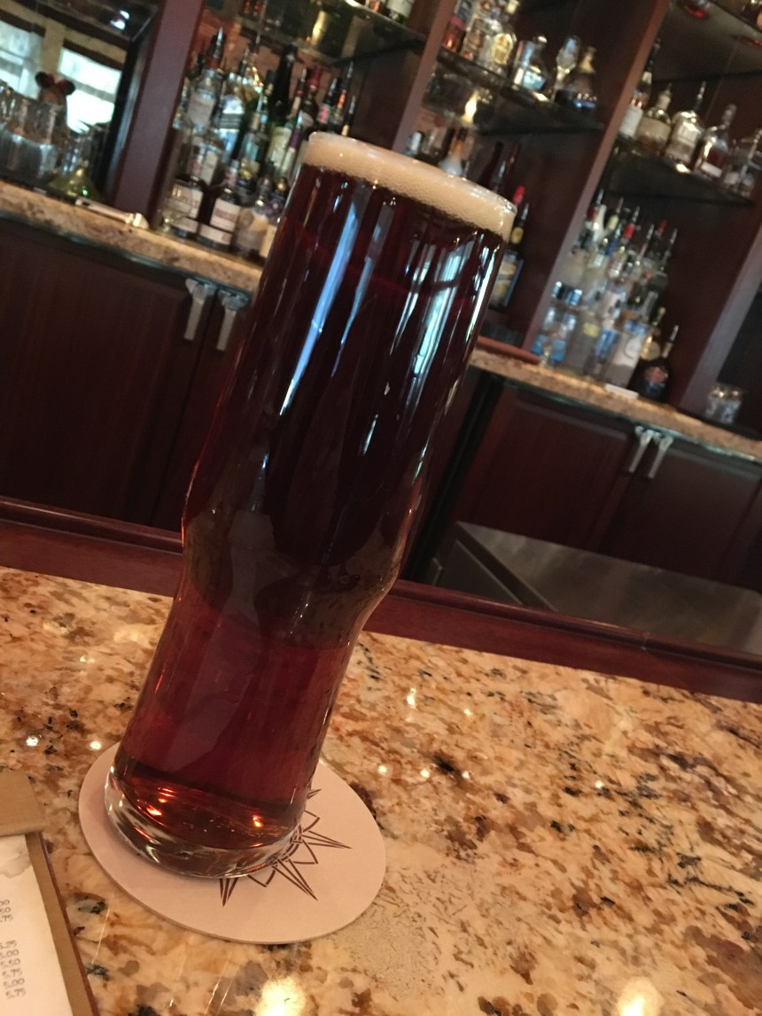 The Kungaloosh Ale is a Disney exclusive, available in Magic Kingdom and Disney's Animal Kingdom.