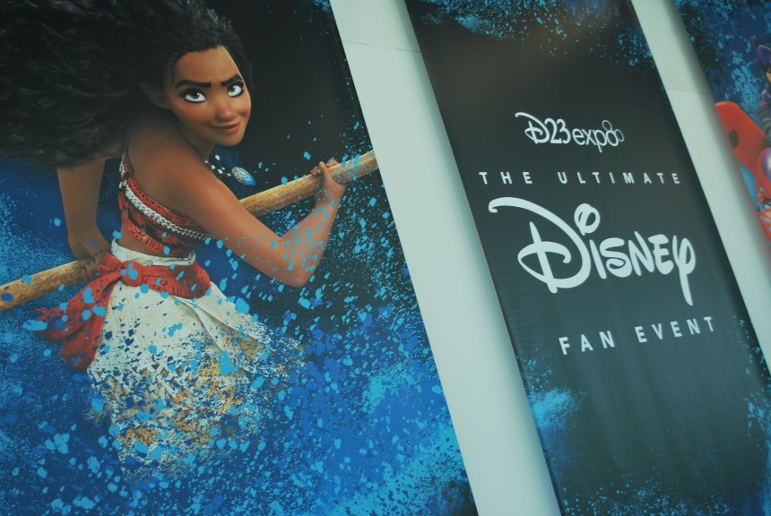 Disney's 2019 D23 Expo was held in Anaheim, California on August 23 to 25th.