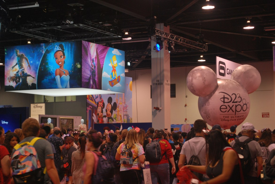 The D23 Expo brings together thousands of Disney fans to celebrate and learn the news.