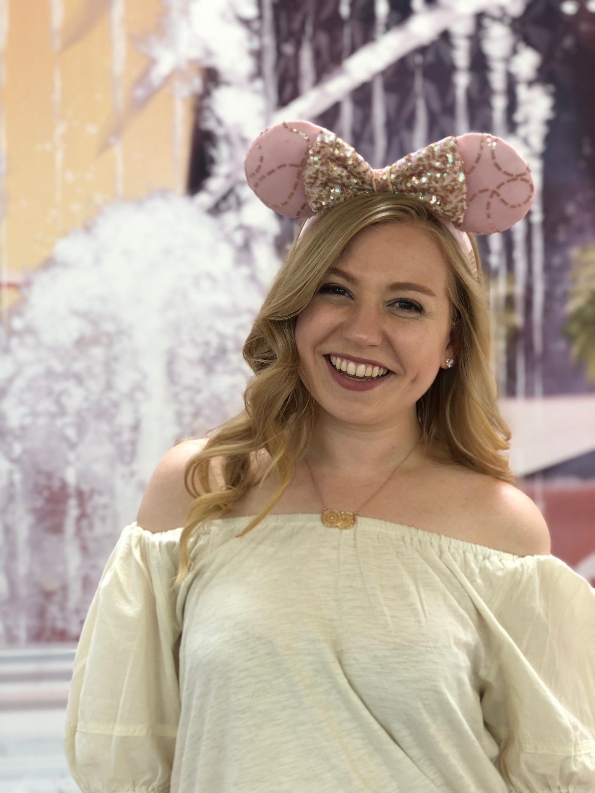 Have your own photo shoot at Disney and show off your favorite Disney Style.