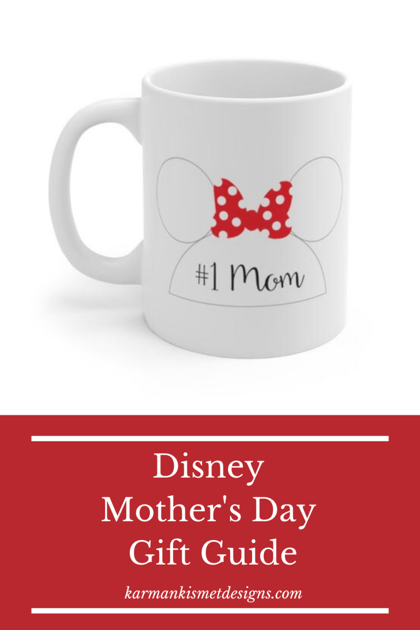 Disney Mother's Day Gift Guide