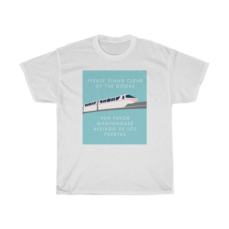 Disney Monorail shirt