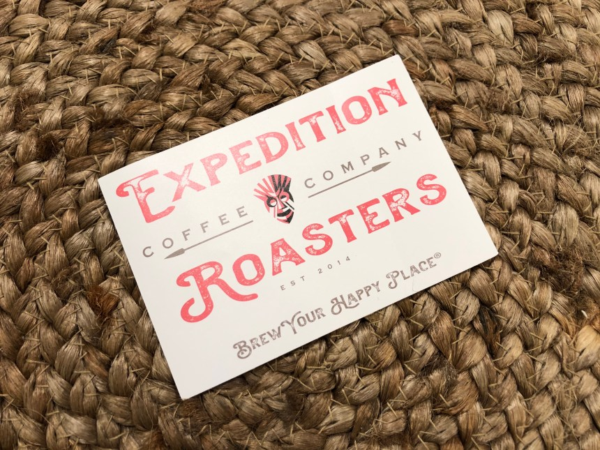 Expedition Roasters Disney Themed Coffee