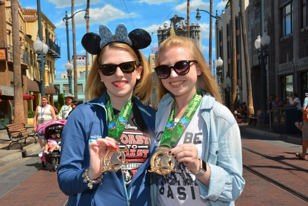 Disneyland runDisney