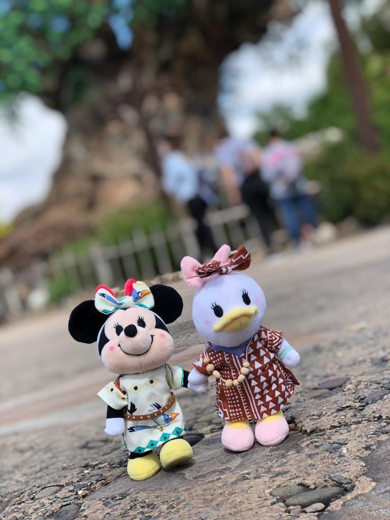 Disney nuiMOs at Disney's Animal Kingdom
