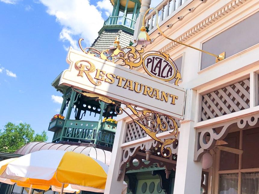 The Plaza Restaurant at Magic Kingdom at Walt Disney World