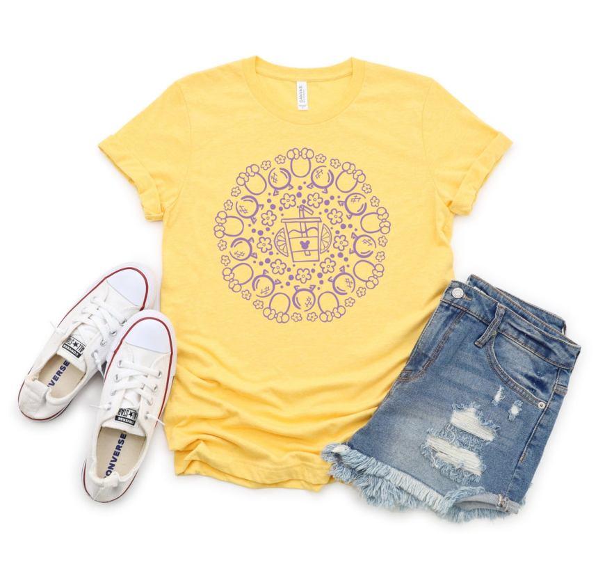 Violet Lemonade Shirt