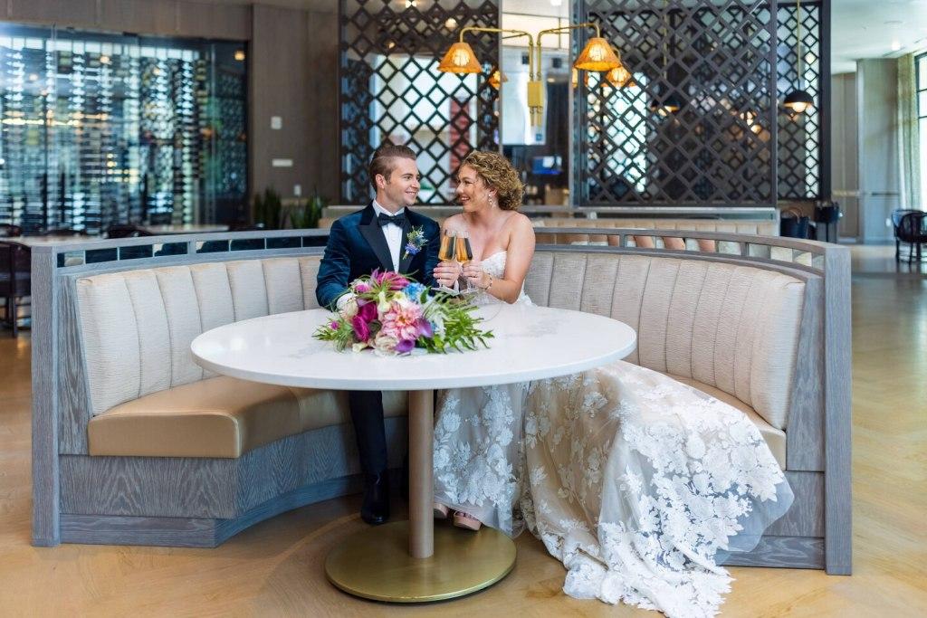 JW Marriott Bonnet Creek wedding