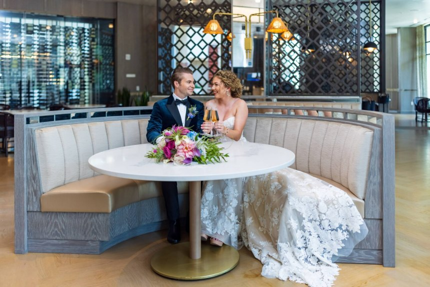 JW Marriott Bonnet Creek wedding