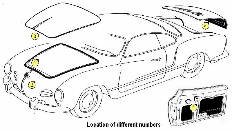 56-59 Karmann Ghia Registry Homepage