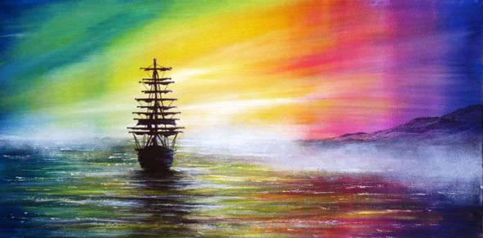 Beyond the Sea by Anmarie Bone