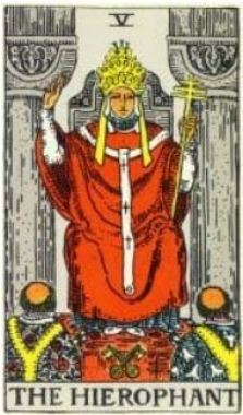 5 - The Hierophant
