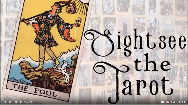sightsee the tarot