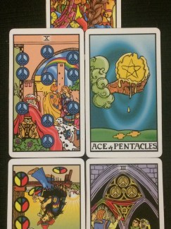 Day 8 30 Day tarot Writing Challenge