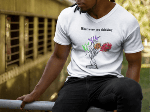 karma t-shirts and art fashion
