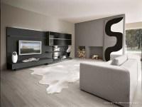 Ultra Modern Living Rooms  Presotto Italia   KARMATRENDZ