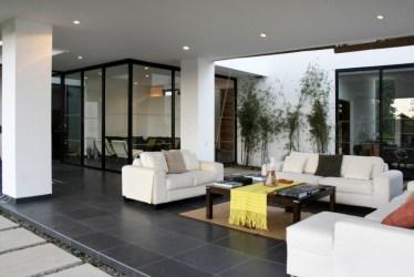 casa gutierrez interior casas arquitectos living grupo karmatrendz imagenes arquitectura sala arvak puertas