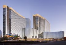 Aria Resort & Casino Pelli Clarke Architects