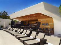 City Center Aria Pool Deck Restaurant & Bar Graft