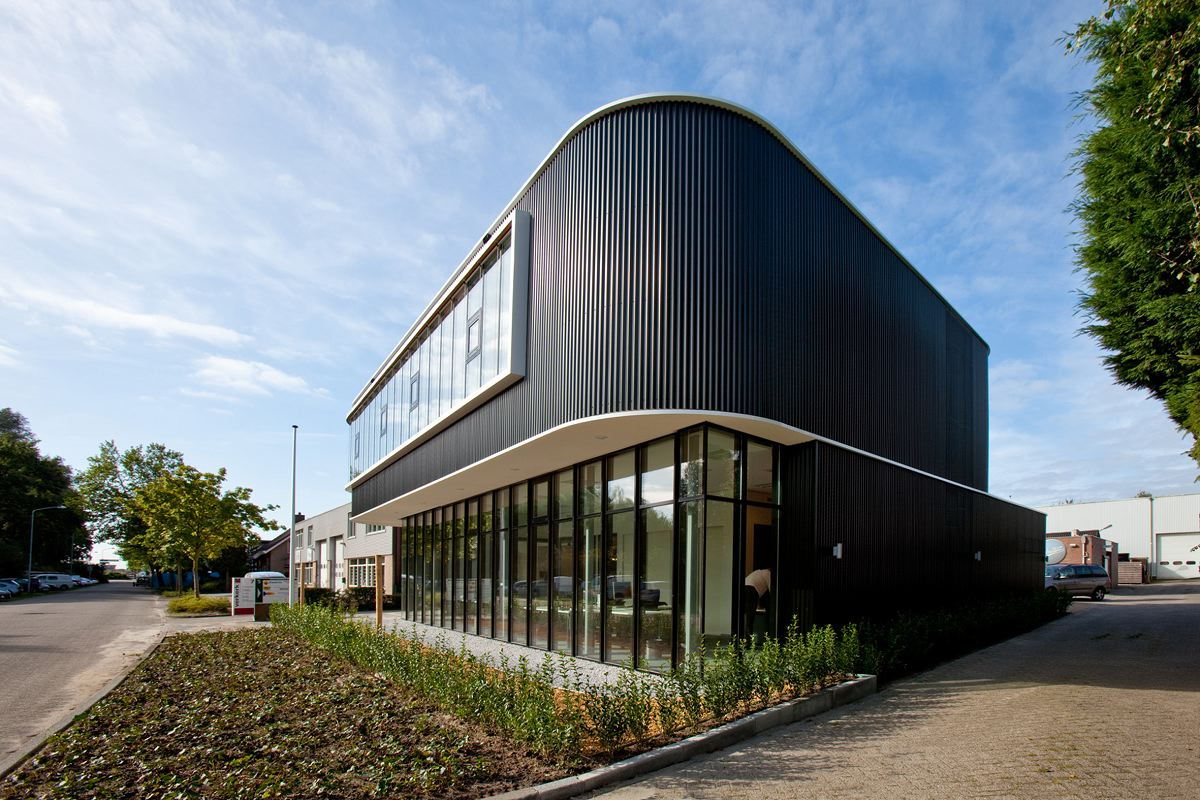 Verkerk Group Office Building By EGM Architects