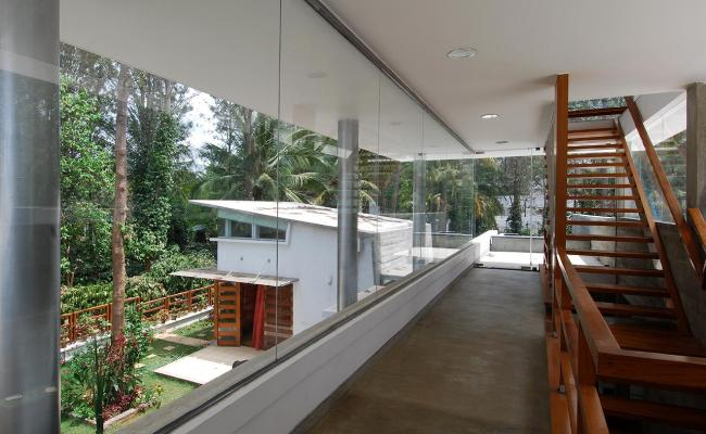 House Of Pavilions By Architecture Paradigm Karmatrendz