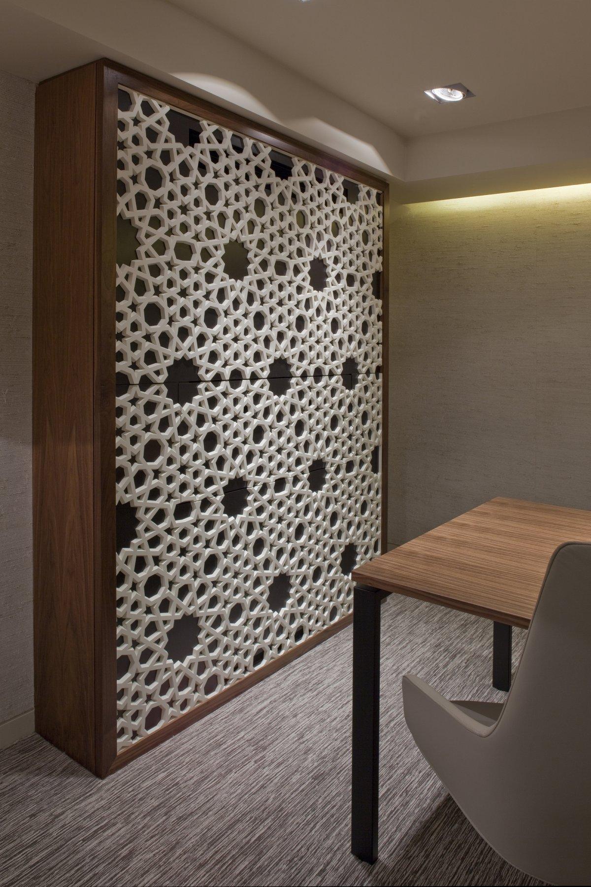 3d Fall Ceiling Wallpaper Rizon Jet Lounge By Shh Karmatrendz