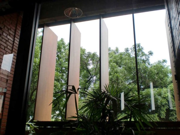 6' Vertical Windows