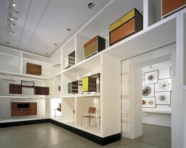 Vitra Design Museum George Nelson Installation Karmatrendz