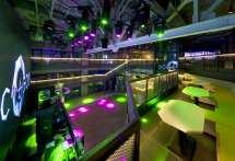 Club Octagon Urbantainer Karmatrendz