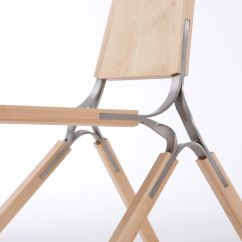 Steel Chair Joints Swivel Tesco Synapse By Andrew Perkins Karmatrendz