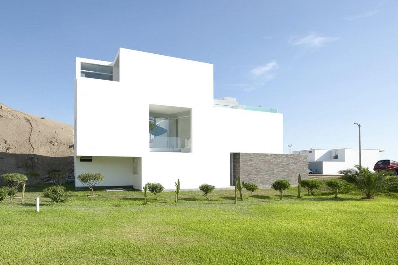 Casa Playa Las Palmeras By Riofrio+Rodrigo Architects