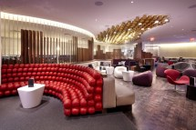Virgin Atlantic Upper Class Lounge