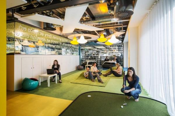 Google Campus Dublin Camenzind Evolution Henry . Lyons Architects Karmatrendz